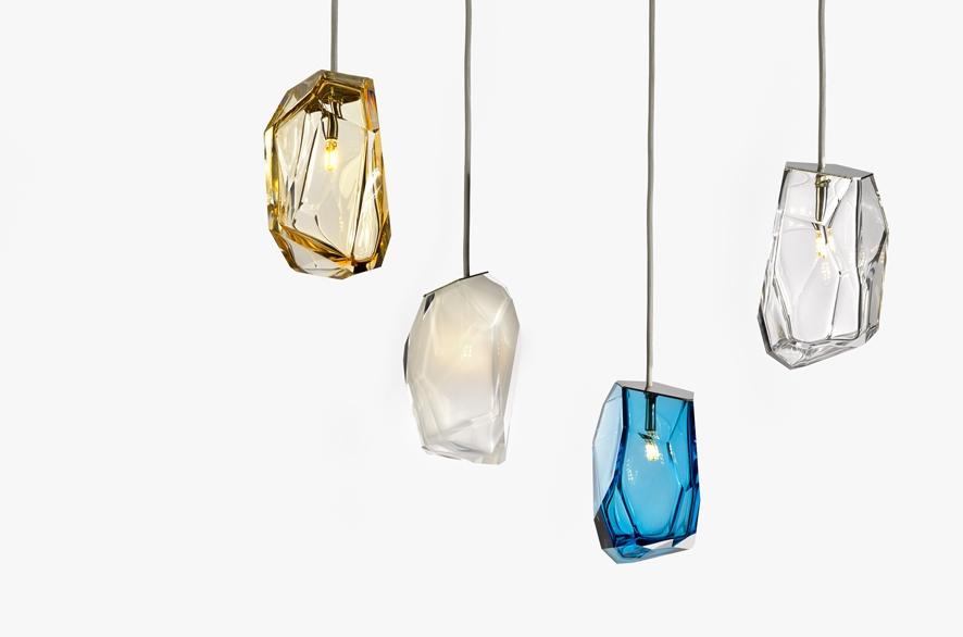 Crystal Rock - świecące kryształy - 1