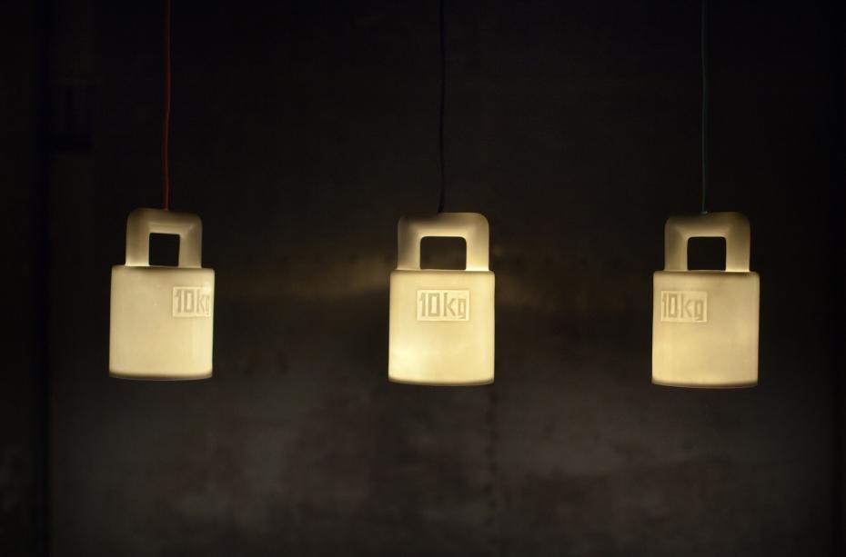 Lampy Kilo od Pani Jurek - 1