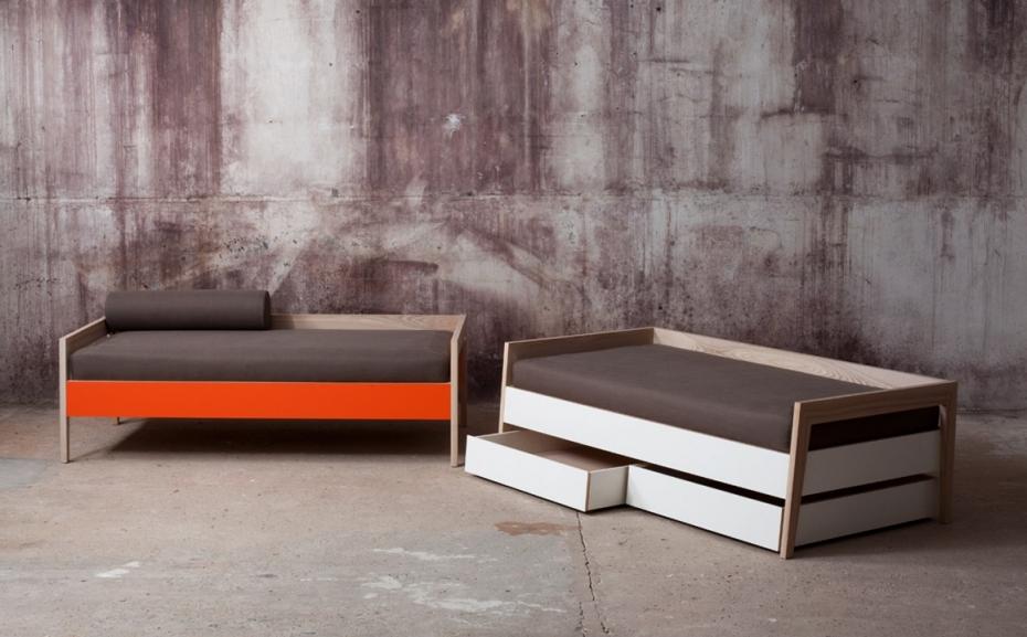 Łóżka dla dzieci MINT - 1